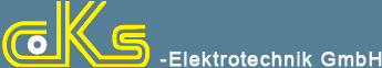 CKS-Elektrotechnik GmbH - Logo